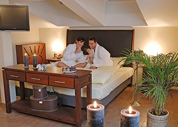 Wellness-Suite Angebot